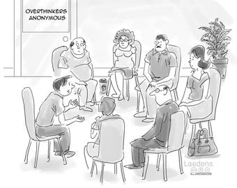 Overthinkers Anonymous - It started quite innocently
