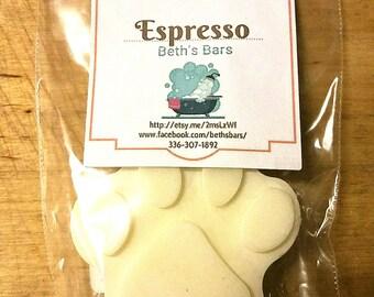 4 for 3 ESPRESSO WAX MELTS, Espresso Wax Tarts, Espresso Scent, Espresso Melts, Coffee Wax Melts, Espresso Soy Wax Melts, Coffee Soy Melts