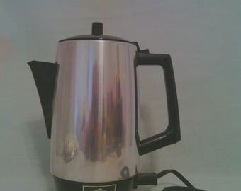 Sale! West Bend 9 Cup Coffee Automatic Percolator