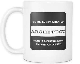 Behind Every Talented Architect There is a Phenomenal Amount of Coffee