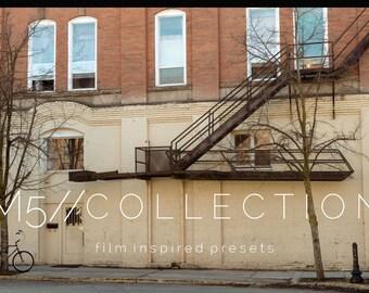 M5//COLLECTION 48 Film Inspired Lightroom Presets
