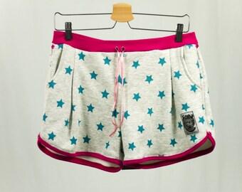 Winter shorts star