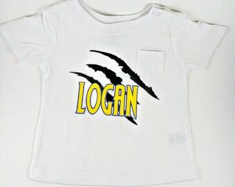 Wolverine Logan shirt