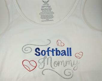 Softball Family Shirts