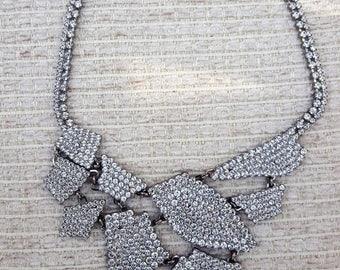Stunning Austrian crystal necklace
