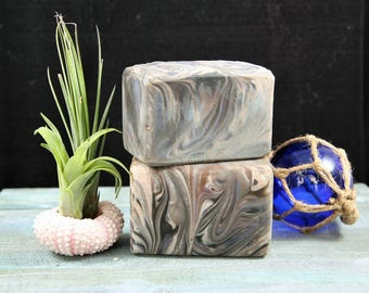 Rustic Woods & Rum - Handmade Soap - Artisan Soap - Ocean Dream Soap - O'Cean Dream Soaps - Cold Process - Bar Soap - Ocean
