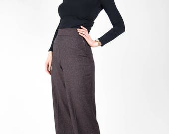 Vintage Style Trousers