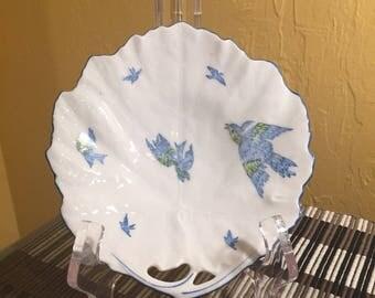 "Rudolstadt 6"" fine china plate"