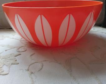 Vintage Mid Century Deka No. 604 Lotus Bowl