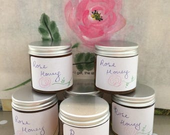Rose Honey Home Made