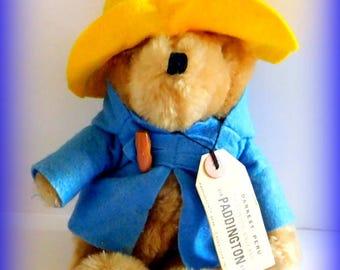 Original Paddington Bear from 1975