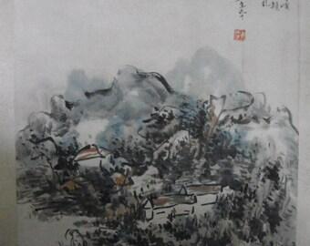 Chinese Album Huang Bin Hong Part 2