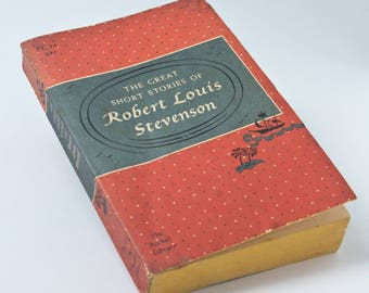 The Great Short Stories of Robert Louis Stevenson, Vintage Second Edition Pocket Library Book