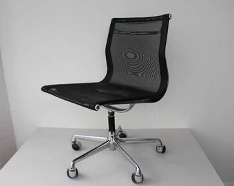 Eames - original Eames - office chair - manufactured by ICF - Charles Eames - ICF - Vitra - Herman Miller - mid century modern - Eames chair