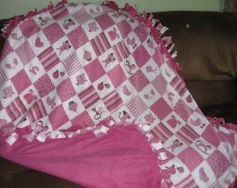 Girls blanket