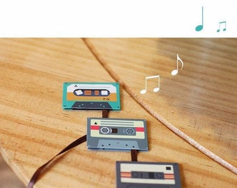 Bookmark magnetic Cassette