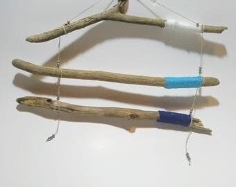 Agate Driftwood Mobile