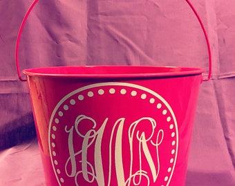 Girls Easter Bucket