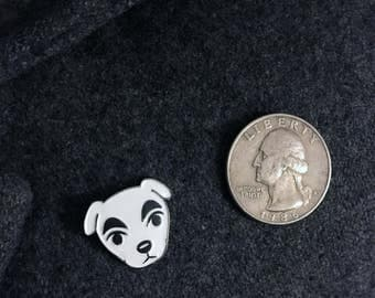 KK Slider Pin - Animal Crossing