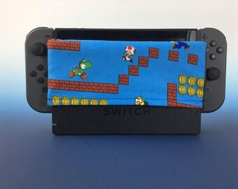 Nintendo Switch Dock Sleeve - Mario Blocks