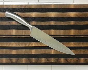 Handmande End Grain Cutting Board!!!