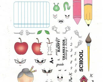 Peachy Keen Stamps PKSC-08 August 2012