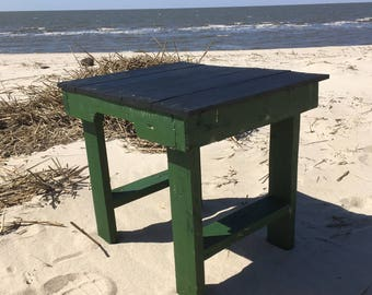 Driftwood End/Side table