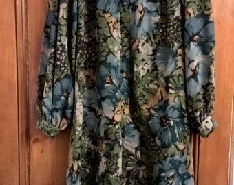 Lavinia House of 10 Genuine Vintage 1970s Dress Size 10