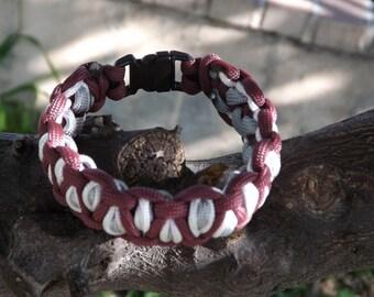 Stitched Solomans Dragon 550 Paracod Bracelet