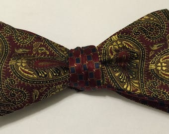 Handmade bow tie