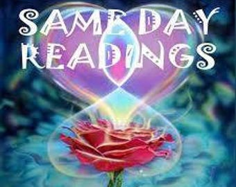 BOGO 3 Question Same Day Psychic Readings