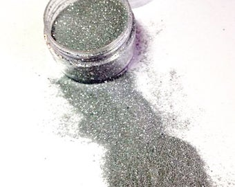 Biodegradable Cosmetic Glitter Ultra Fine Silver
