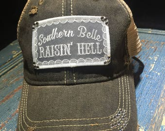 Southern Belle, Raisin' Hell Cap