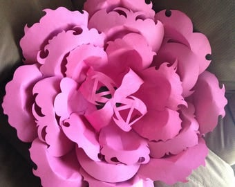 Discounted Moderate-Jumbo Paper Flower