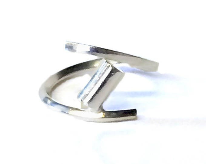 Contemporary Cylinder Adjustable Ring
