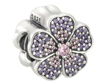 Genuine CHARM Bead SILVER CHARMING for Pandora jewelry Sterling Silver S925