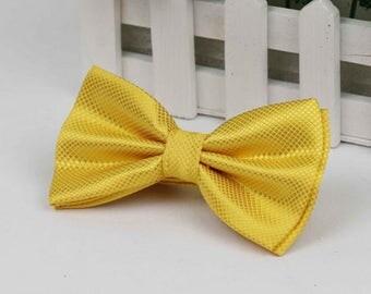 Yellow bowtie - Bowtie