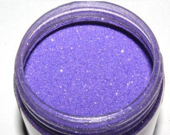 Purple people eater glitter polish