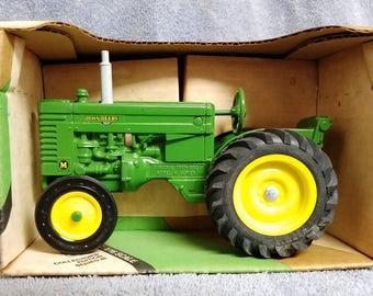 John Deere Toy Tractor Model M Collectors Edition