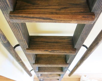 Loft/Library Ladder (custom ladders)