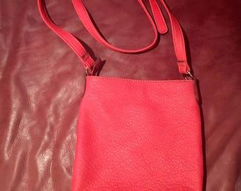 Custom hand painted bag