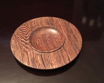 Wenge Decorative Bowl