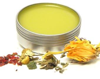 Organic Calendula Healing Salve Kit