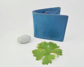 Handmade Leather Wallet.