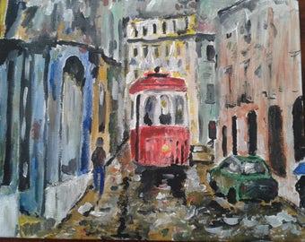 Trolley in Europe