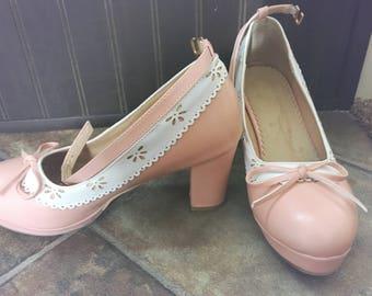 Kawaii shoes 1 pair available!!