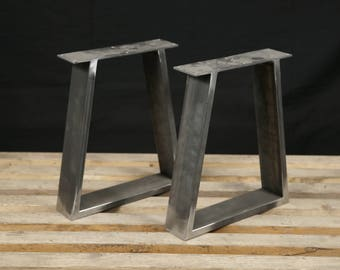 Metal Bench Legs Etsy