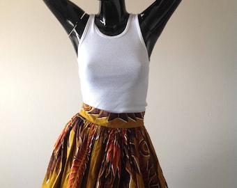 Skater skirt, ankara skirt, short ankara skirt, african dress, African print dress,  African clothing, ankara pants, maxi skirt, cushion