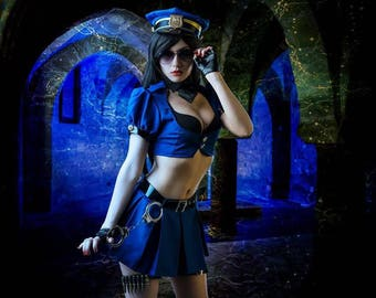 Caitlyn Police League of legends