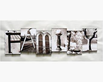 FAMILY *** Letter Art Reflections